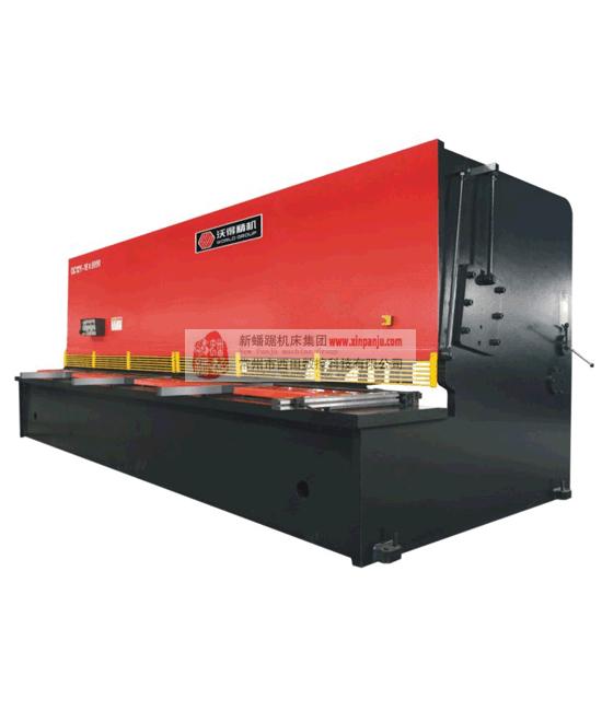 WorldQC12Y系列液压摆式剪板机